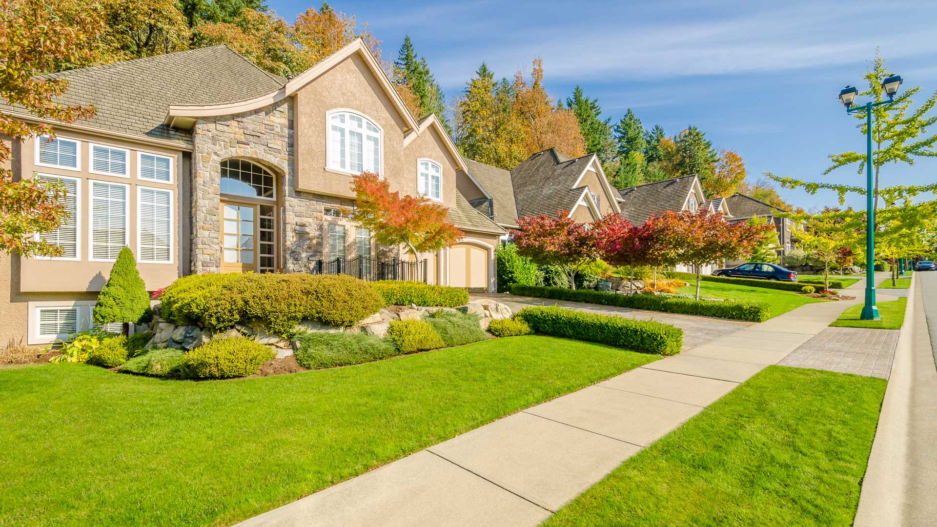 Lawn Care Services, Landscaping, Aeration: Davison, Burton, Flint ...